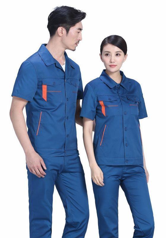 如何选择蓝领工作服?【资讯】